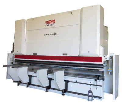 Quality Press Brakes, Shears & Plasma Cutting Systems